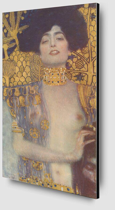Judith, 1901 - Gustav Klimt from AUX BEAUX-ARTS Zoom Alu Dibond Image