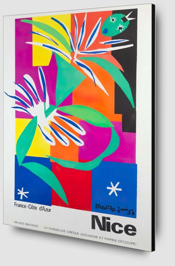 Nice, France - Côte d'Azur - Henri Matisse desde AUX BEAUX-ARTS Zoom Alu Dibond Image
