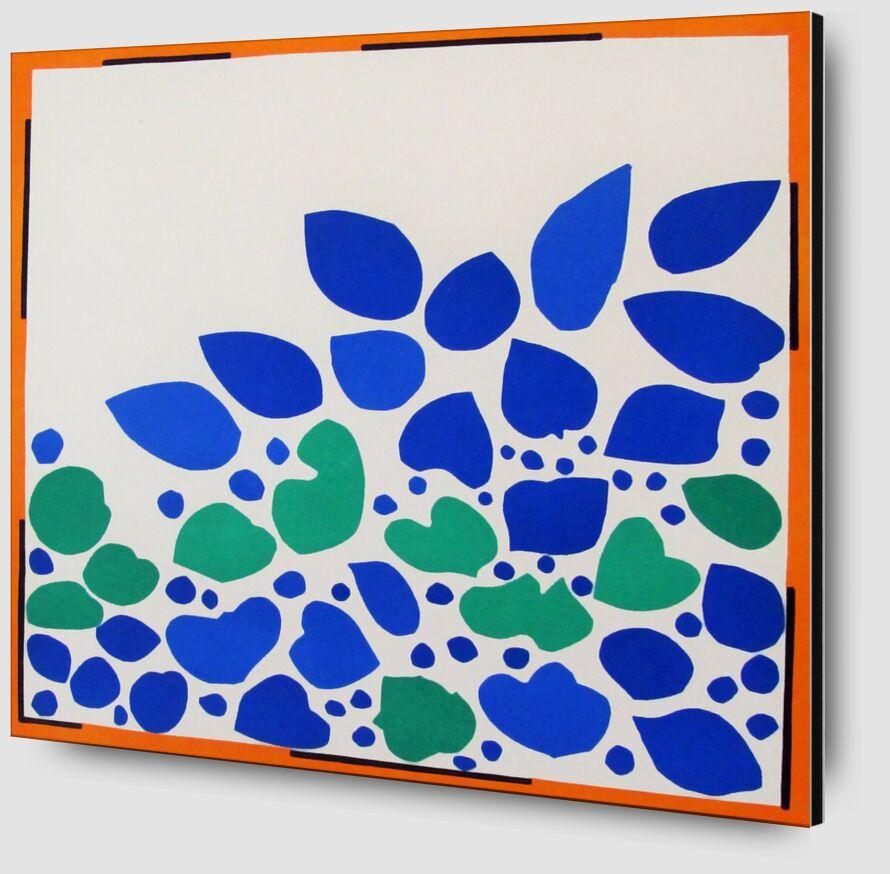 Verve, Ivy - Henri Matisse desde AUX BEAUX-ARTS Zoom Alu Dibond Image