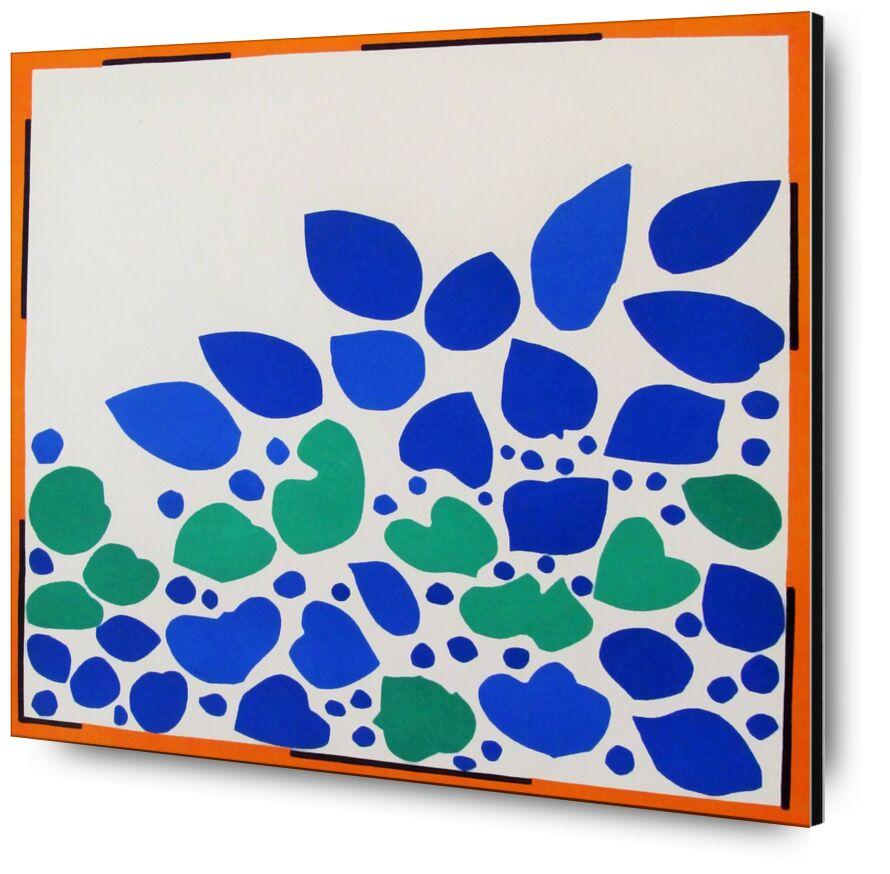 Verve, Ivy - Henri Matisse desde AUX BEAUX-ARTS, Prodi Art, Matisse, planta, hiedra, abstracto, cocina