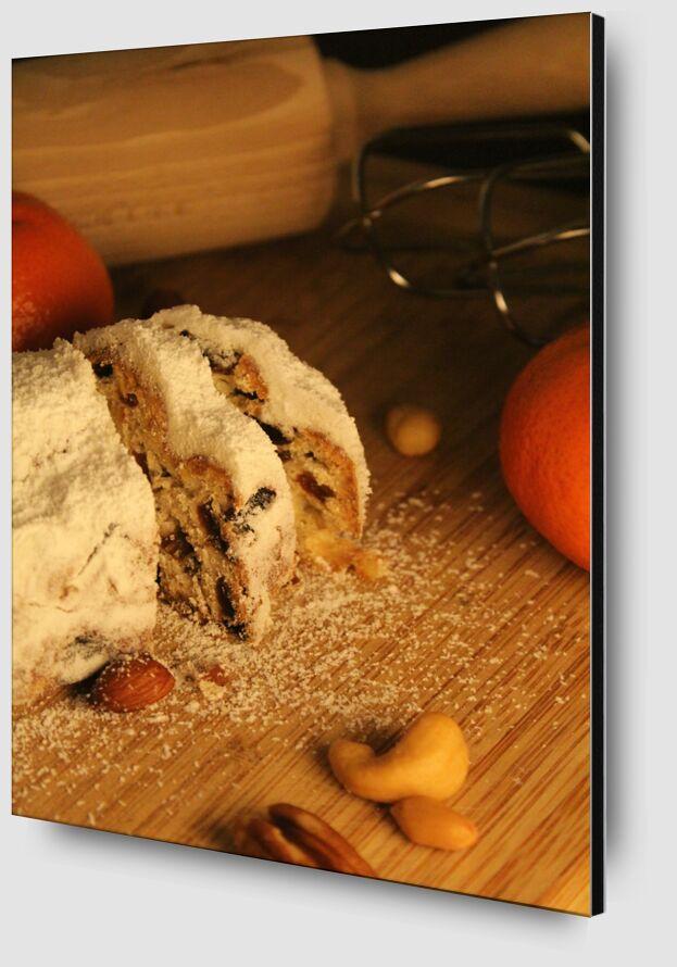 Cake de Noël de Pierre Gaultier Zoom Alu Dibond Image