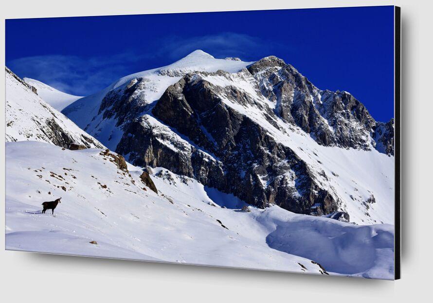 Summit 1 de Romain DOUCELIN Zoom Alu Dibond Image
