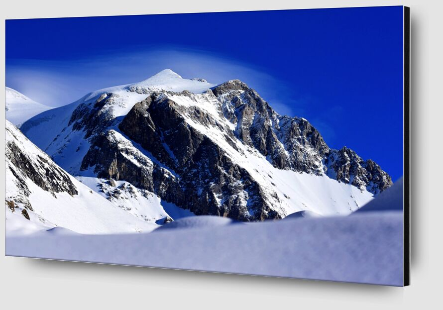 Summit 2 de Romain DOUCELIN Zoom Alu Dibond Image