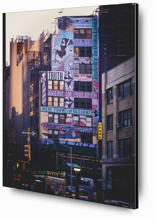 New-York Street de Caro Li, Prodi Art, New York, rue, NY, USA, états-unis, Cher Li, Photographie, la photographie