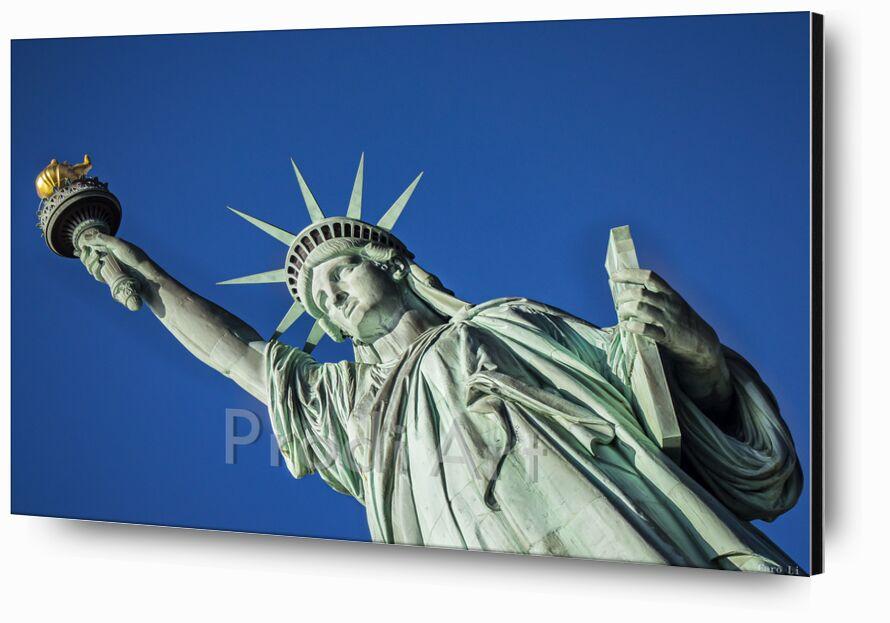 Statut de la liberté de Caro Li, Prodi Art, New York, NY, états-unis, USA, Photographie, la photographie, Cher Li, statut de la liberté, statut de liberté