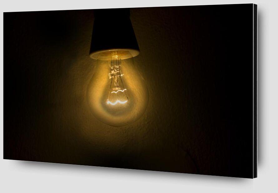 Weak light from Pierre Gaultier Zoom Alu Dibond Image