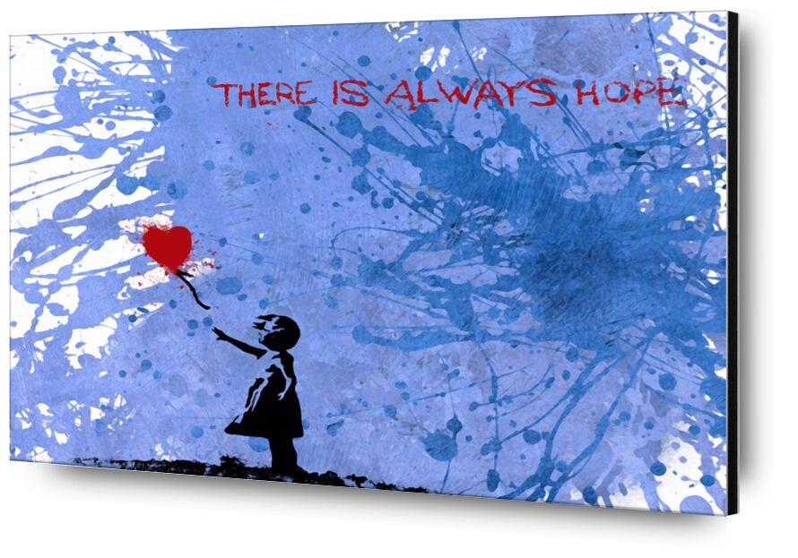 128 Balloon Girl - BANKSY desde AUX BEAUX-ARTS, Prodi Art, Banksy, arte callejero, niña, niña, globos
