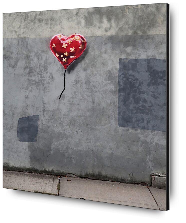 NY Love - BANKSY desde AUX BEAUX-ARTS, Prodi Art, pintada, amor, Nueva York, Nueva York, arte callejero, Banksy