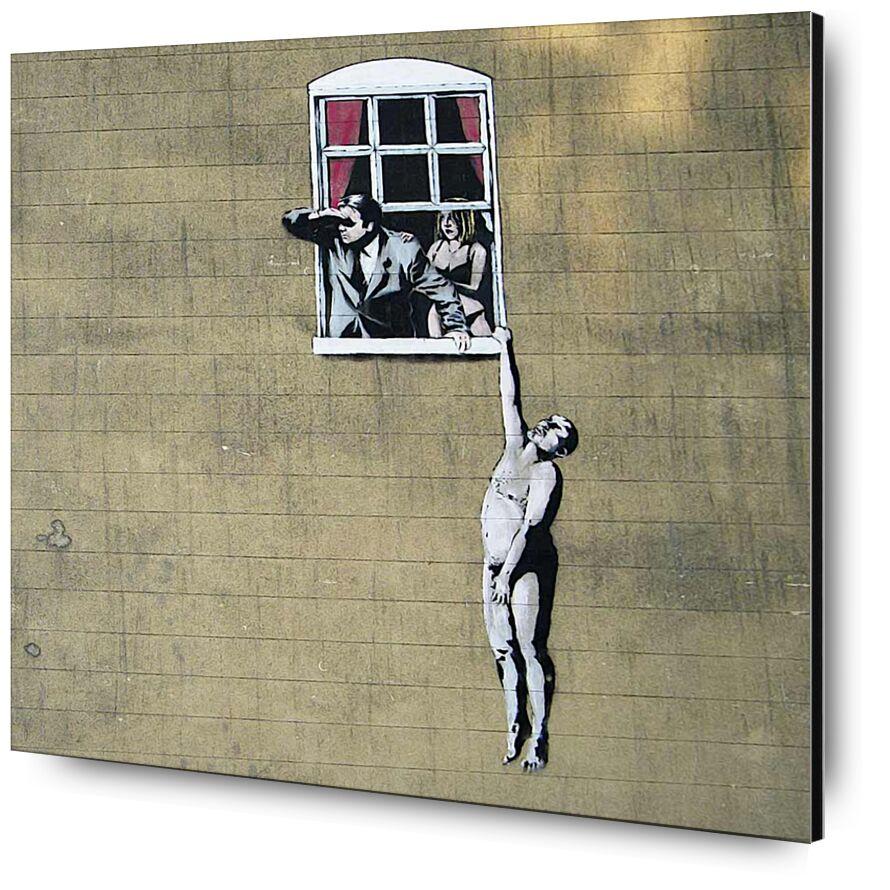 Scandal - BANKSY from AUX BEAUX-ARTS, Prodi Art, banksy, street art, scandal, infidelity