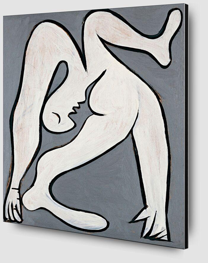 L'Acrobat - Picasso de AUX BEAUX-ARTS Zoom Alu Dibond Image