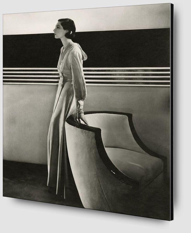 Vogue, November 1933 - Edward Steichen desde AUX BEAUX-ARTS Zoom Alu Dibond Image