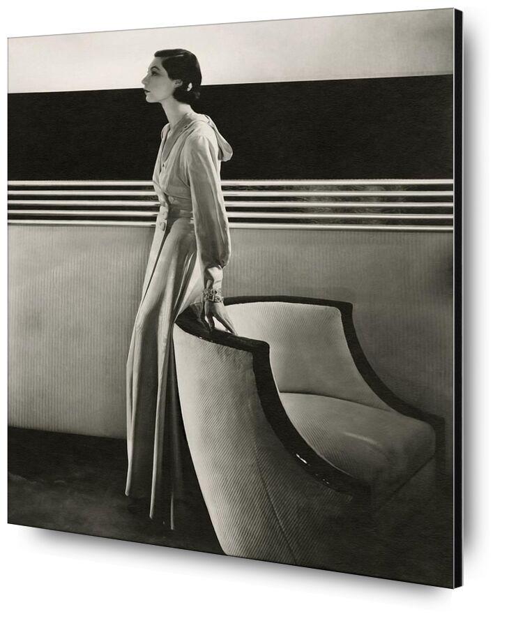 Vogue, November 1933 - Edward Steichen desde AUX BEAUX-ARTS, Prodi Art, Edward Steichen, Moda, comienzo, Actriz, cine