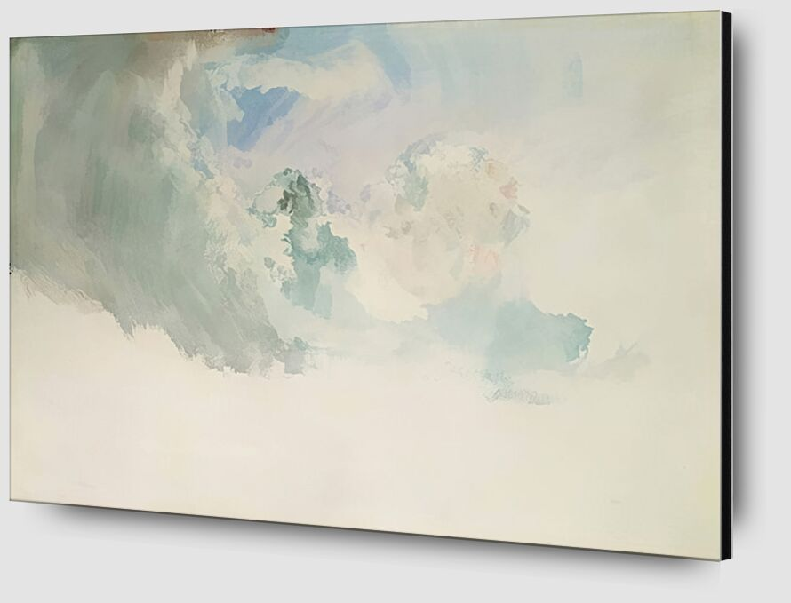 Sky Study - TURNER desde AUX BEAUX-ARTS Zoom Alu Dibond Image