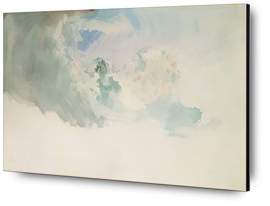 Sky Study - TURNER desde AUX BEAUX-ARTS, Prodi Art, TORNERO, cielo, prueba, nubes, estudiar