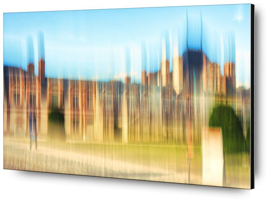 Le château de Fontainebleau de Céline Pivoine Eyes, Prodi Art, architecture, patrimoine, château, Mouvement intentionnel de la caméra, ICM, Château de Fontainebleau, Fontainebleau
