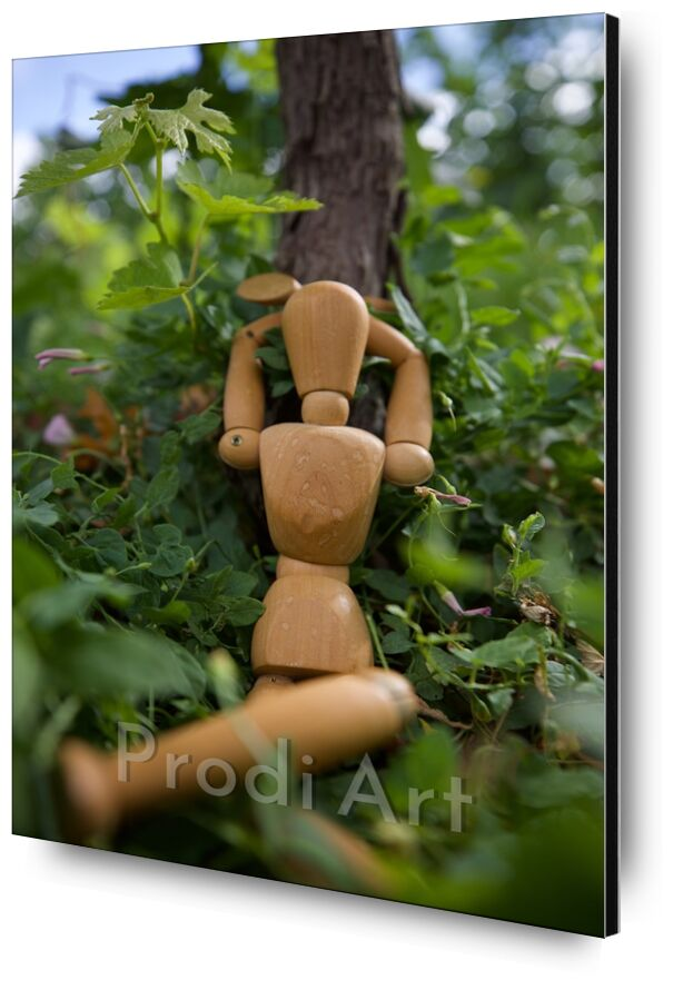 Child Wood from Audrey Clémentine Conilh Anderson, Prodi Art, childhood, relax, Character, wood, landscape, game, Deco, France, antiquity, antique, gironde, dordogne, aquitaine, old