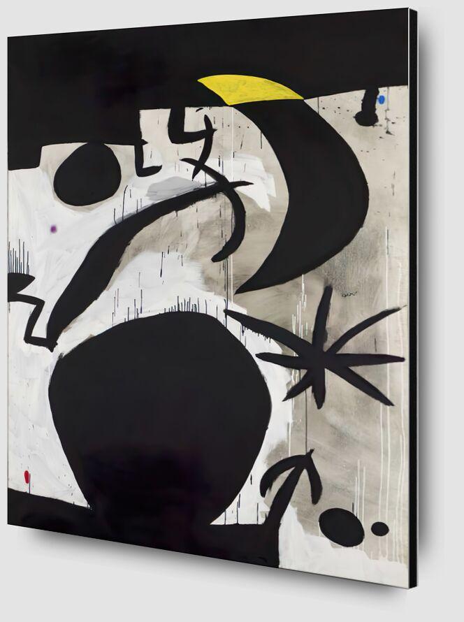 Women and Birds in the Night, 1969 - 1974 - Joan Miró desde AUX BEAUX-ARTS Zoom Alu Dibond Image