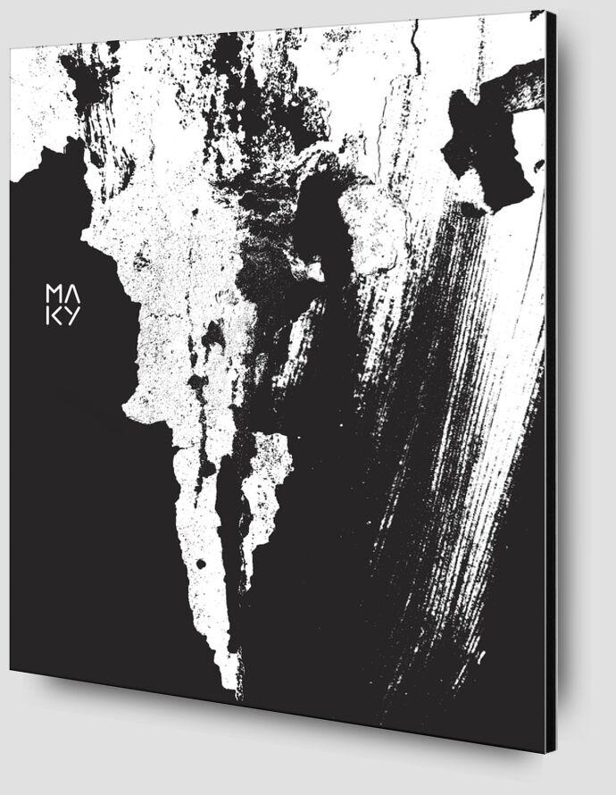 気3.2 from Maky Art Zoom Alu Dibond Image