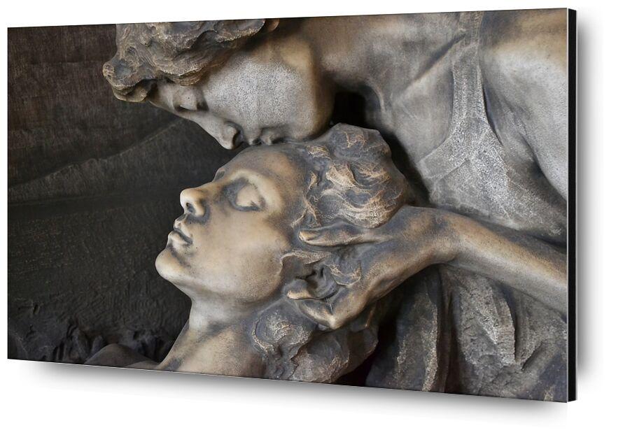 Accompaniment from Pierre Gaultier, Prodi Art, milan, cemetery, sculpture, monumentale