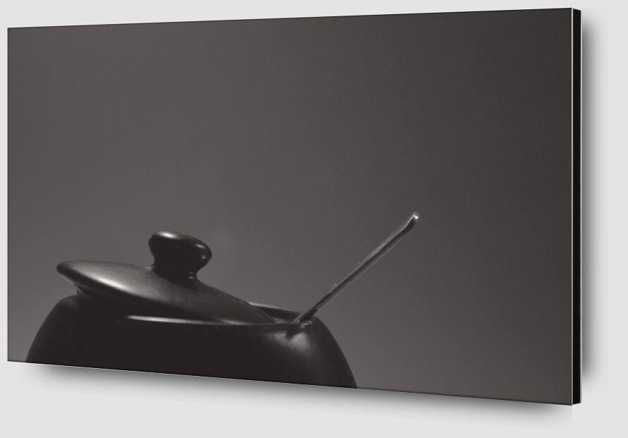 Saucepan from Pierre Gaultier Zoom Alu Dibond Image