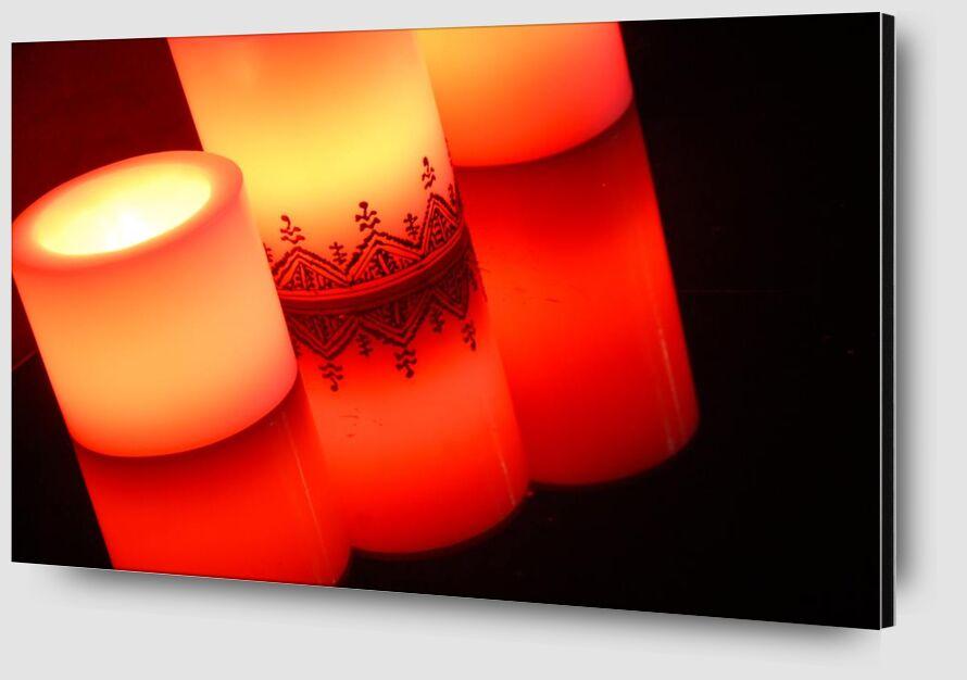 Natural lights from Pierre Gaultier Zoom Alu Dibond Image