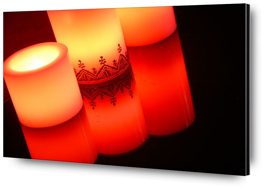 Natural lights from Pierre Gaultier, Prodi Art, art, bright, burn, burning, candle, candlelight, close-up, color, dark, design, flame, heat, hot, illuminated, light, lighted, shining, still life, warmly, wax