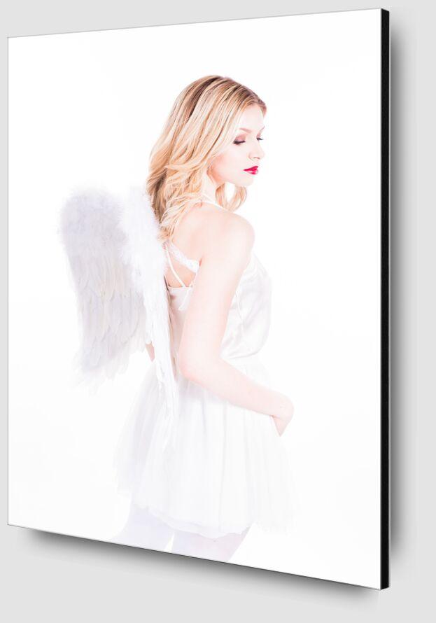 L' envie d'un Ange de Eric-Anne Jordan-Wauthier Zoom Alu Dibond Image