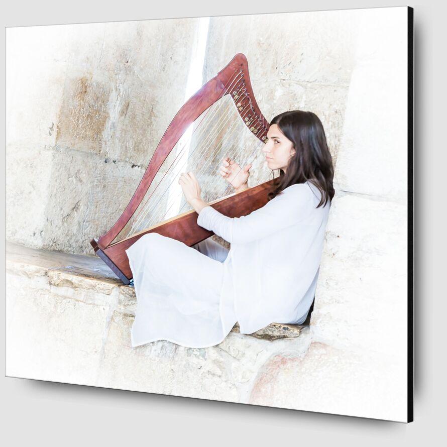 Harmonie de Eric-Anne Jordan-Wauthier Zoom Alu Dibond Image