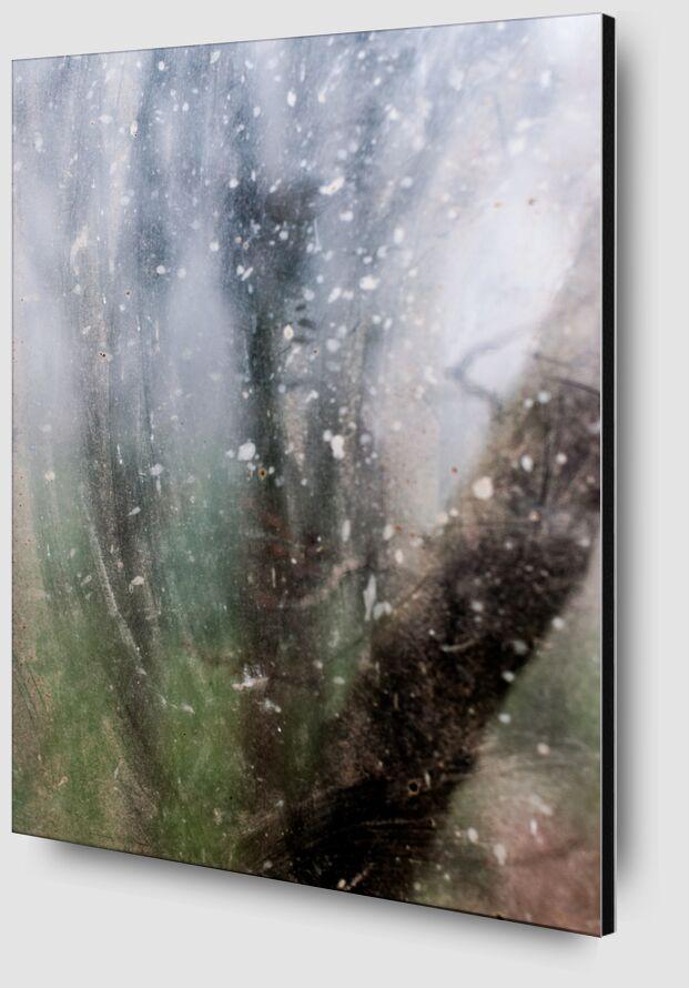 Nature en peinture de Marie Guibouin Zoom Alu Dibond Image