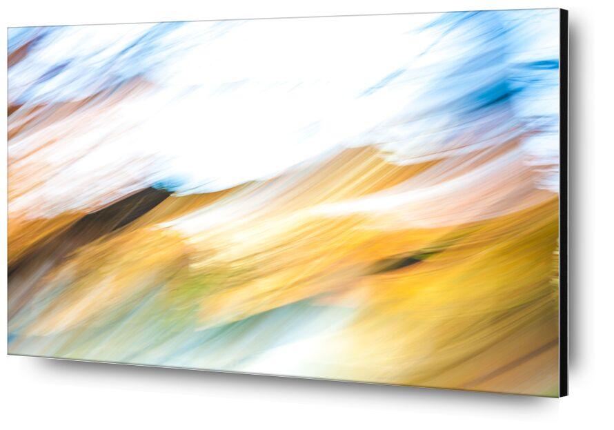 En Vague D'Automne de Julien Replat, Prodi Art, nature, conception, flou, abstrait