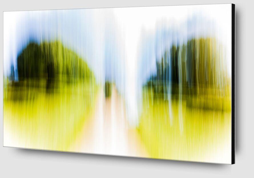 Entre Deux de Julien Replat Zoom Alu Dibond Image