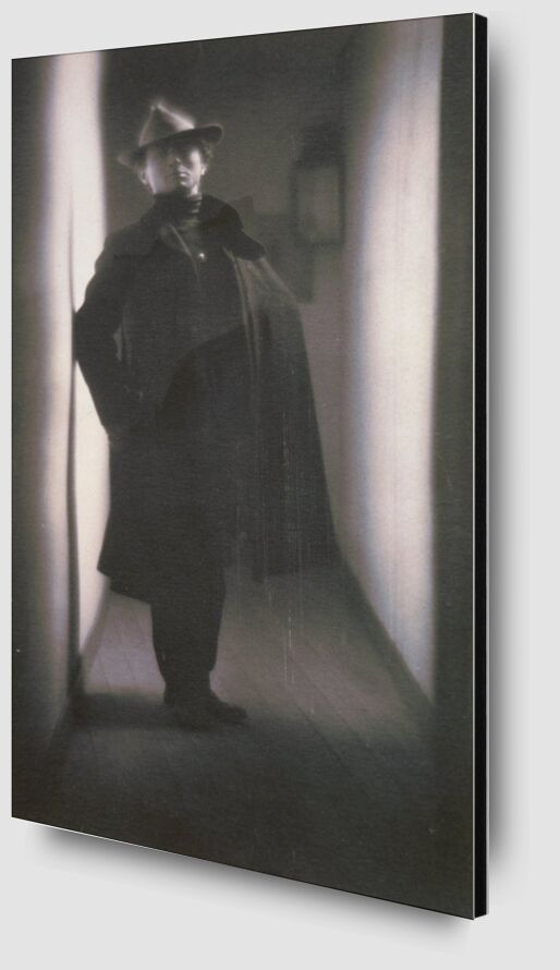Edward Steichen by Fred Holland Day - 1901 from AUX BEAUX-ARTS Zoom Alu Dibond Image