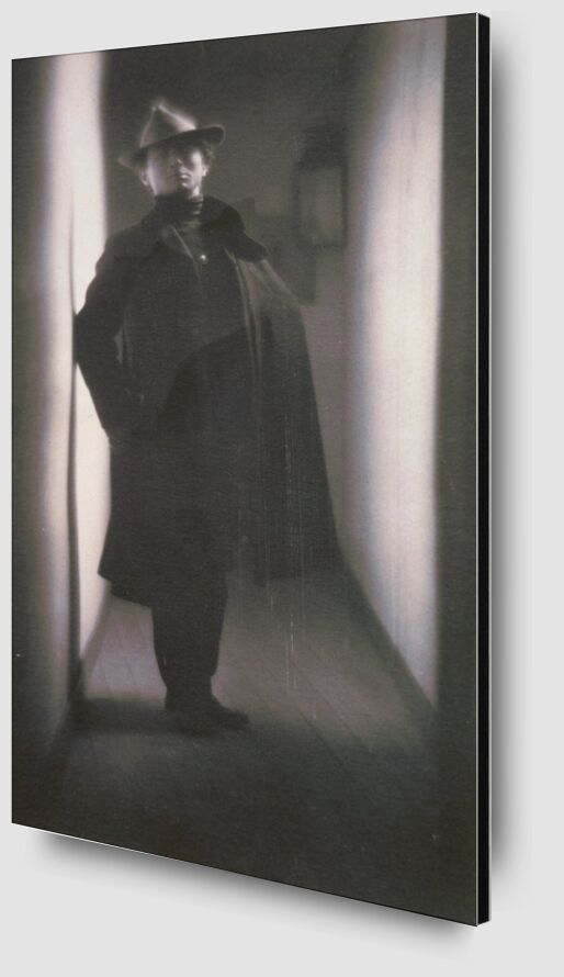 Edward Steichen by Fred Holland Day - 1901 desde AUX BEAUX-ARTS Zoom Alu Dibond Image