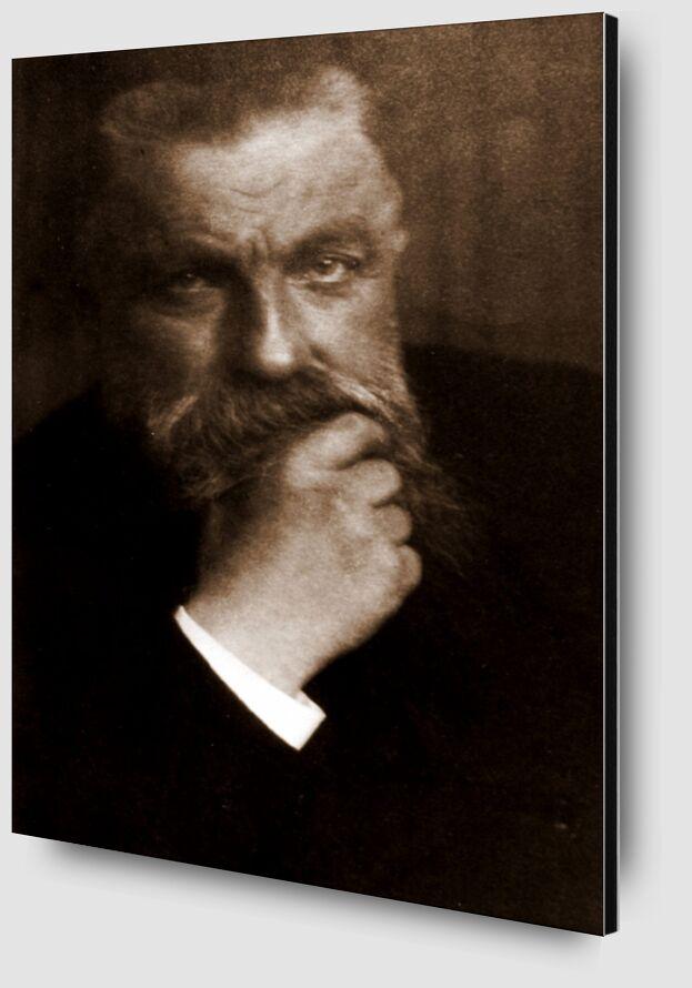 Auguste Rodin - Edward Steichen 1902 from AUX BEAUX-ARTS Zoom Alu Dibond Image