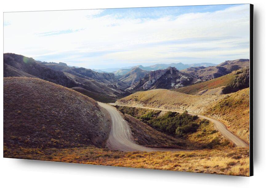 La Patagonie de Cyril Jourdan, Prodi Art, paysage, montagnes, seul, Voyage, nature, paysage, argentin, patagonie