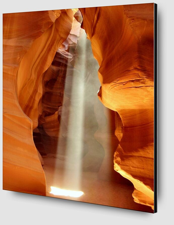 Rai de lumière from Aliss ART Zoom Alu Dibond Image