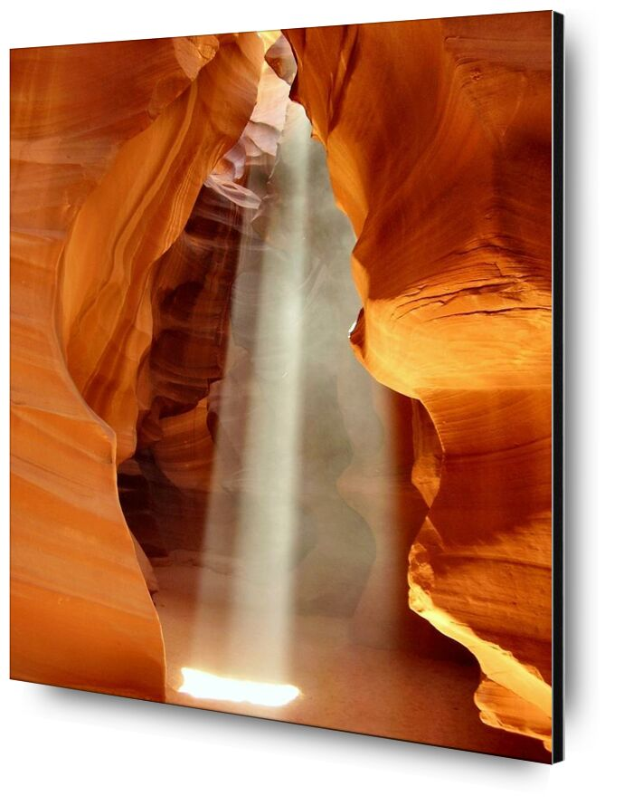 Rai of light from Aliss ART, Prodi Art, antelope canyon, samsung wallpaper, android wallpaper, slot, sandstone, light shaft, canyon, arizona, rocks, ray of sunshine