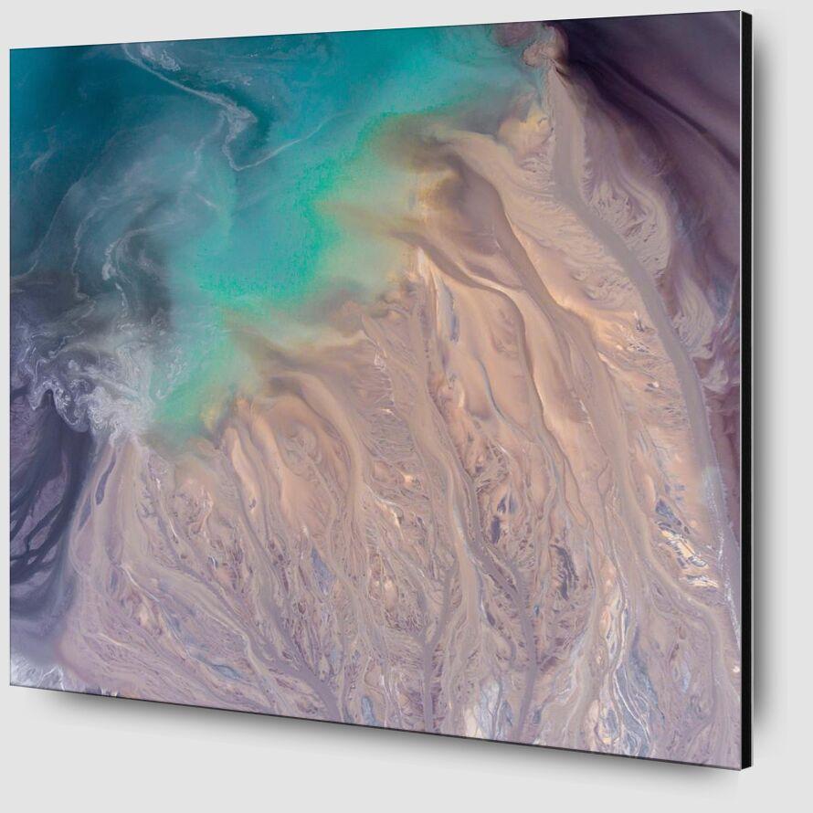 Merging from Aliss ART Zoom Alu Dibond Image