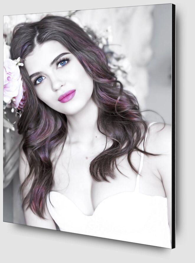 Smile & Elegance from Pierre Gaultier Zoom Alu Dibond Image