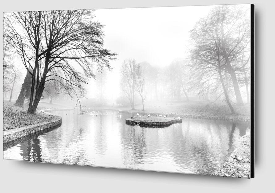 SERENITY de Eric-Anne Jordan-Wauthier Zoom Alu Dibond Image