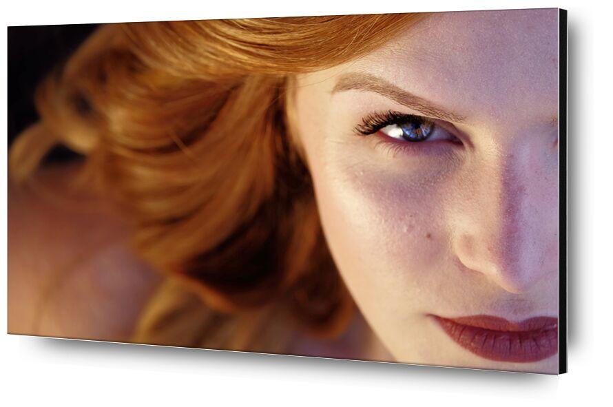 Cœur du visage de Pierre Gaultier, Prodi Art, beau, gros plan, œil, fille, cheveux, joli, femme