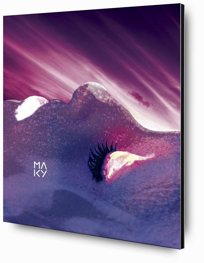気2.1 from Maky Art, Prodi Art, texture, portrait, visual art, digital collage