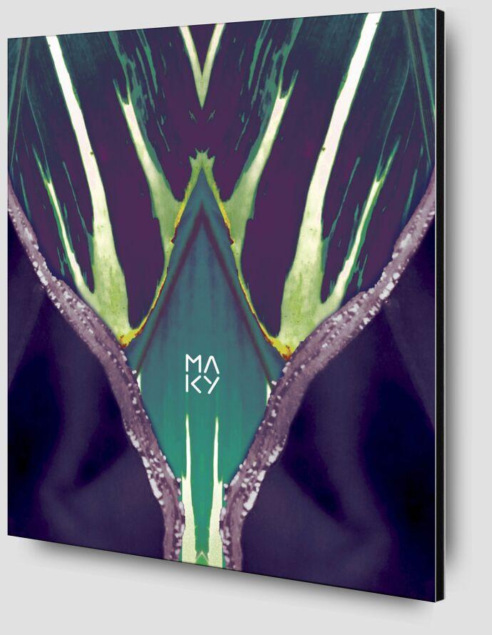 気3.3 from Maky Art Zoom Alu Dibond Image