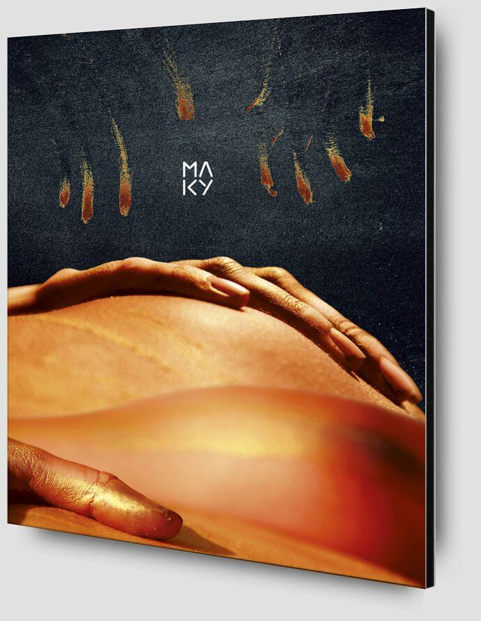 気7.1 from Maky Art Zoom Alu Dibond Image