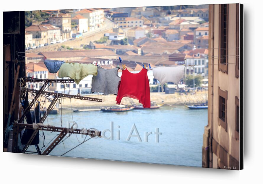 The Life - Porto de Caro Li, Prodi Art, rue, rue, Port