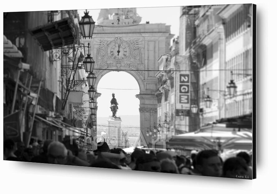 Lisbonne de Caro Li, Prodi Art, Lisbonne, Lisbonne, rue, rue, Photographie