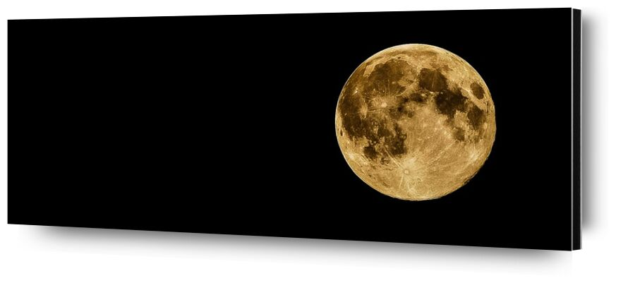 Full moon from Pierre Gaultier, Prodi Art, dark, full moon, Moon, night, sky, lunar, moonlight