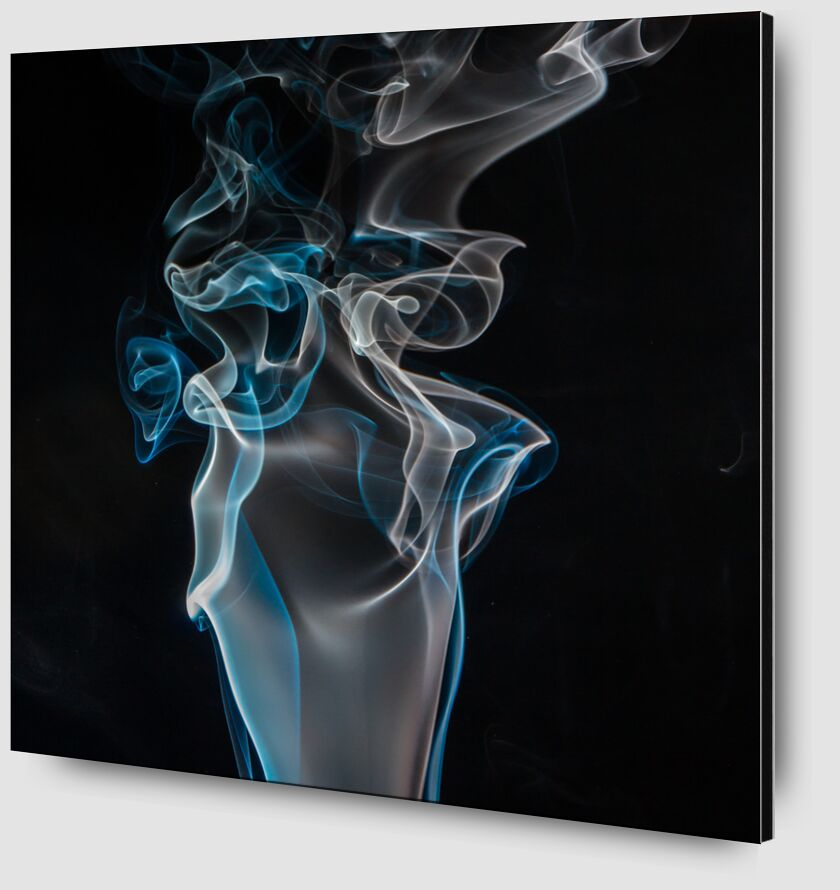 Digital smoke from Pierre Gaultier Zoom Alu Dibond Image