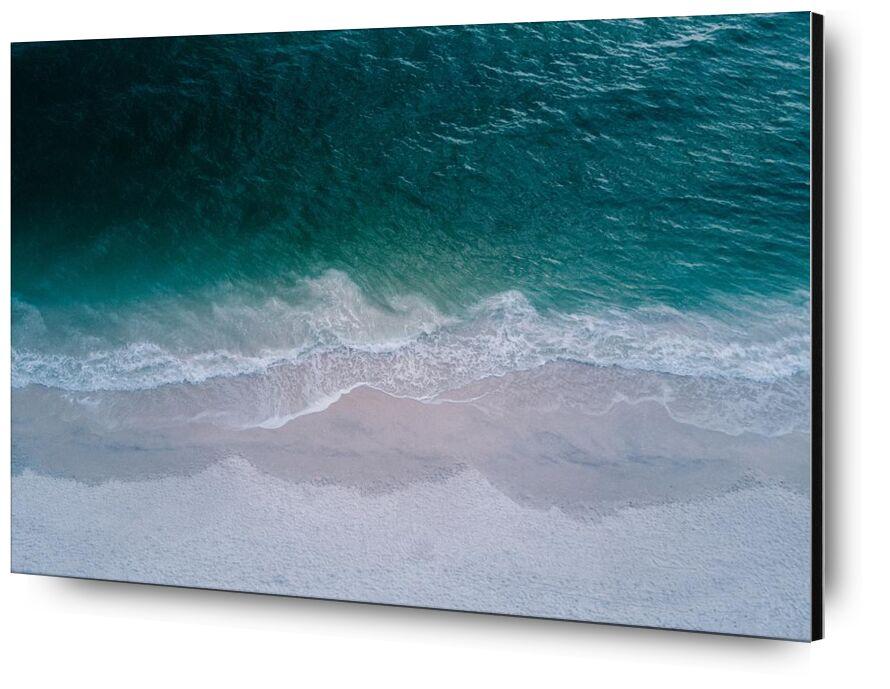 La beauté de la mer de Aliss ART, Prodi Art, foam, vagues, eau, rivage, paysage marin, mer, scénique, sable, en plein air, océan, paysage, lumière du jour, plage
