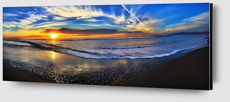 Entre le ciel et la mer from Aliss ART Zoom Alu Dibond Image